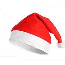 Red Christmas Hat - Adult 1X image 2