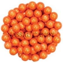 Sixlets - Shimmer Orange, Pack Of 12 Pound - $59.75