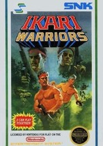 Ikari Warriors NES Great Condition Fast Shipping - $13.44