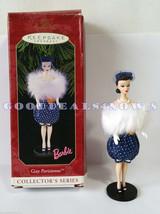 Hallmark Keepsake Barbie Gay Parisienne Collect... - $45.97