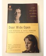 SC book Door Wide Open A Beat Love Affair In Letters 1957-1958 Kerouac J... - $3.00