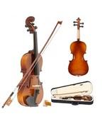 "Merano New 14"" Viola & Case & Bow & Rosin for Student Beginner  - $79.99"