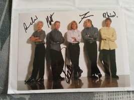 Status Quo Hand-Signed Autograph 5x7 With Lifetime Guarantee  - $120.00