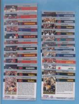 1990 Pro Set Super Bowl MVP Football Set - $4.00