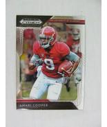 Amari Cooper Alabama Crimson Tide 2019 Panini Prizm Draft Football Card 8 - $0.98