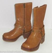 Skechers Boots Fashion Girls Brown Size 13 M UK 12 EUR 30 CM 19 Thrivers II - £62.59 GBP
