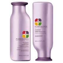 Pureology Hydrate Shampoo and Conditioner Duo (250ml x 2) - $94.78