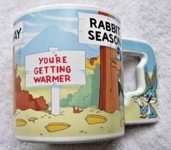 1988 Looney Tunes Story Telling Mug Bugs Bunny ... - $14.00