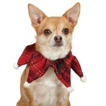 Tartan Yuletide Dog Scrunchy - $9.95