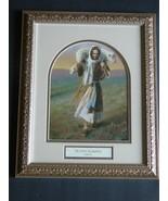 Morgan Weistling THE LORD IS MY SHEPHERD Framed Print - $19.99