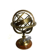 "Valentine 5"" Armillary Sphere Brass Globe ~ Astro Globes ~ Armilary Naut... - $27.87"