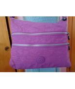Kipling Alvar HB4061-500 Crossbody Double Zip Top Shoulder Bag Handbag - $19.54
