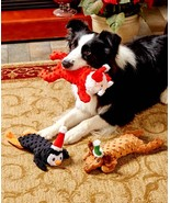 Holiday Skinneeez Extreme™ Dog Toys Just Add a Plastic Water Bottle - $22.95