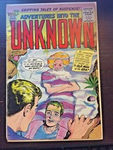 Adventures into the Unknown (1948 ACG) #115 3.5 VG- Very Good- Golden Ag... - $14.85