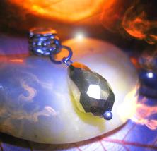 Haunted CHARM TYLWYTH TEG MOON LIGHT FAIRY VESSEL MAGICK 925 gem Cassia4  - $30.00