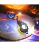Haunted CHARM TYLWYTH TEG MOON LIGHT FAIRY VESSEL MAGICK 925 gem Cassia4  - $50.77