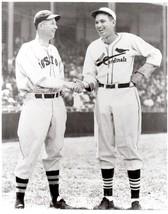 Lefty Grove Dizzy Dean Red Sox Cardinals 50 Vintage 11X14 BW Baseball Photo - $14.95