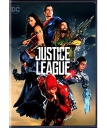 Justice League DVD 2018 Brand New Sealed - $5.50