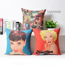 Bopo Marilyn Monroe Audrey Hepburn Home Decor c... - $24.21