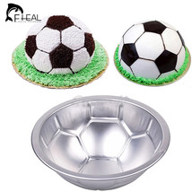 Football-shape Egg Tart Molds Chocolate Cupcake... - $9.69