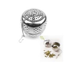 Stainless Steel Tea Infuser Strainer Locking Tea Spice Diam 5.5cm Stain ... - $8.76