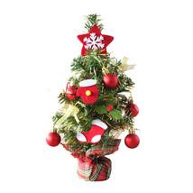 Mini Christmas Tree Stick Color decoration Desk... - $13.98