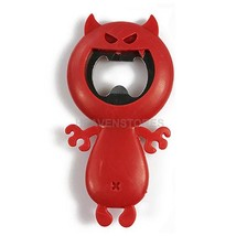 Funny Devil Corkscrew Red Wine Beer Bottle Opener J hv3n - $8.45