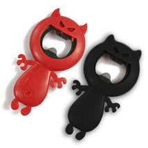 Funny Devil Corkscrew Bottle Opener Stainless Steel Red Wine Beer Opener  - $8.97