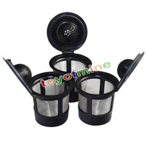 3pcs+1pc spoon Coffee Pod Filters Compatible wi... - $9.36