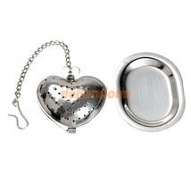 Heart Shape Stainless Steel Infuser Filter Stra... - $9.84