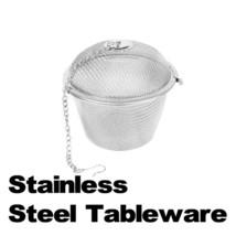 V1NF Practical Stainless Steel Tea Strainer Loc... - $10.01