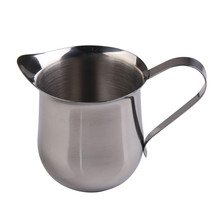 Stainless Steel Coffee Shop Small Milk Cream Wa... - $12.19