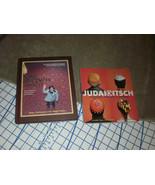 2 Jewish Party Book Lot Judaikitsch Judai Kitsch Bar Mitzvah Disco - $29.95