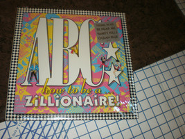 ABC how to be a Zillionaire sealed Record Album 1985 PolyGram Records - £20.03 GBP