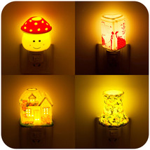 Daily Life energy-saving hollow ceramic aroma night light bedside lamp s... - €10,84 EUR