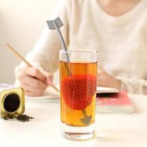 Reuseable Foof Safe Sweet Heart Shape Tea Leaf ... - $8.52