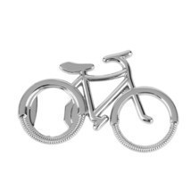 Shionable bike bicycle metal beer bottle opener keychain key rings for bike lover biker thumb200