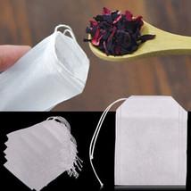 100 pcs Empty Teabags String Heat Seal Filter P... - $9.82