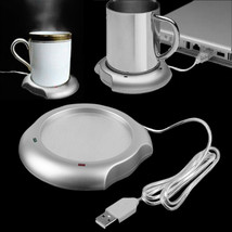 USB Insulation Coaster Heater Heat Insulation e... - $10.29