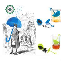 Perfect Cute Umbrella Shape Silicone Tea Infuse... - $11.26