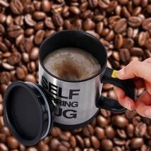 1Pc 400Ml Mug Automatic Electric Lazy Self Stirring Mug Automatic Coffee... - $15.81