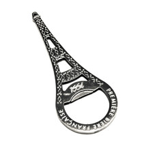 1pcs Creative Design Eiffel Tower Stainless Steel Beer Bottle Opener Art... - $26.83