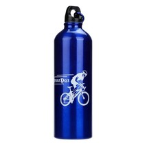 Cycling Camping Bicycle Sports Aluminum Alloy Water Bottle 750ml Outdoor... - $790,69 MXN