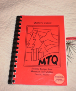 Prescott Arizona Community Cookbook Mountain Top Quilters 1993 - $21.00