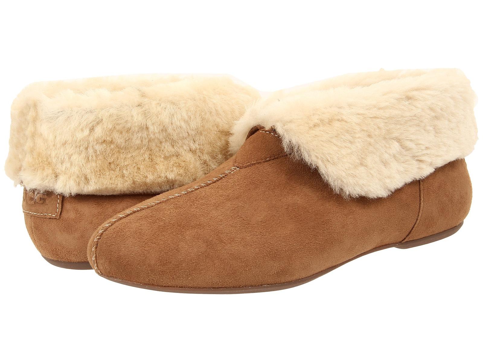 eacb99c68bc UGG Australia 1007304 Nerine Suede Sheepskin and 50 similar items