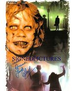 LINDA BLAIR SIGNED AUTOGRAPHED RP PHOTO THE EXORCIST - $11.69