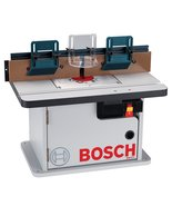 Cabinet Style Router Benchtop Table Woodworking Routing Shop Boards Meas... - $254.85