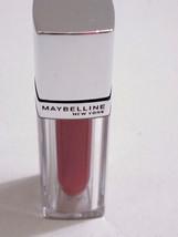 Captivating Carnation Color Sensational Elixir® Lip Gloss Lacquer Maybel... - $4.99