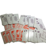 Flinch Card Game Lot of (153) Replacement Cards * Parker Brothers 1976 - $4.88