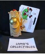 Disney Store Authentic Sketchbook Doorknob Alice in Wonderland Christmas - $29.63